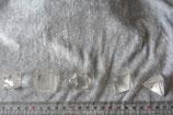 Platonische Körper aus Bergkristall 5-er Set groß - Heilige Geometrie aus Bergkristall geschliffen und ca. 30 mm groß