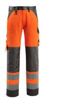 Warnschutz-Bundhose Maitland orange, Hi-Vis Gruppe Y, Klasse 2