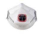 JSP® 335 Typhoon™ faltbare Einweg-Maske FFP3 mit Ventil