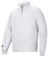 Snickers Sweatshirt mit MultiPockets™ grau Gr. XL