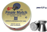 PIOMBINI H&N FINALE MATCH CAL. 4,5mm