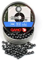 PALLINI GAMO ROUND CAL. 4,5mm