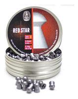 PIOMBINI 4.5 BSA RED STAR 177 PER CARABINA ARIA COMPRESSA PISTOLA