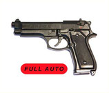 PISTOLA A SALVE BRUNI MOD. 92 FULL AUTO CAL. 8mm