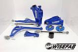 Wisefab BMW E9X front Kit