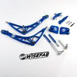 Wisefab E30 Querlenker Kit für E36 Federbeinumbau