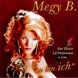 "CD  MEGY B. ""So bin ich"""