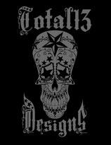 SugerSkull T-Shirt