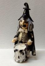 Bebby Tambourfigur ca 27 cm verkauft neu ca 3 wochen