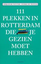 111 plekken in Rotterdam - isbn 9789068687446