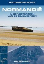 Historische route Normandië - isbn 9789038925141