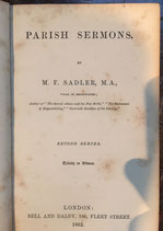 Parish Sermons