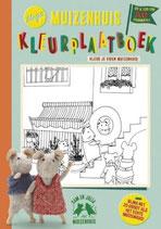 Het Muizenhuis kleurplaatboek