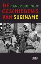 De geschiedenis van Suriname. - isbn 9789046811030