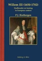 Willem III (1650-1702)stadhouder en koning in Europese context