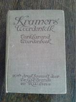 Kramers' woordentolk