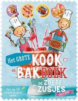 Het grote kook- en bakboek van de zoete zusjes - isbn 9789043922913