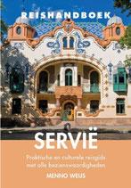 Reishandboek Servië - isbn 9789038925110