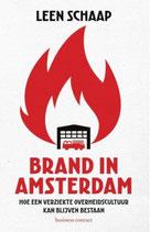 Brand in Amsterdam