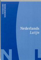Standaard woordenboek Latijn - Nederlands