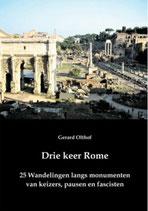 Drie keer Rome - isbn 9789087596620