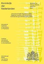 Nederlands Vaccinatieboekje - isbn 0000501877002
