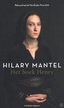 Het boek Henry - isbn 9789493169104