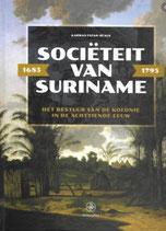 Sociëteit van Suriname – 1683 - 1795 - isbn 9789462491625