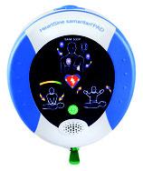 Heartsine 500P defibrillator with CPR advisor