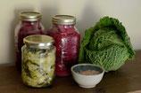 Fermentieren: Gemüse natürlich haltbar machen
