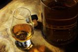 Whiskyverkostung in privatem Rahmen