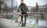 Bambus-Bike selbst gebaut