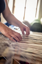 Teppichweben - Workshop