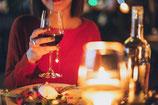 Cena romantica - ein Dinner für Verliebte