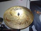 "Soultone Cymbals Natural Phoenix 22"" Flatride (Einzelstück)"