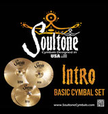 Soultone Cymbals INTRO Package