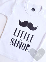 "Shirt ""Little senor"""