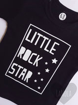 "Shirt ""Little rock star"""