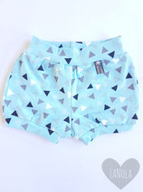 "Short ""Blue Triangle"""