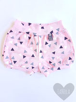 "Short ""Pink Triangle"""