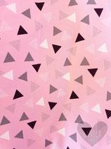 "Beanie ""Pink Triangle"""
