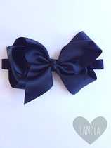 "Haarbandje ""Big bow black"""