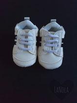 "Sneakers ""Bright white & black"""