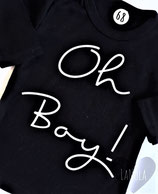 "Shirt ""Oh Boy!"""