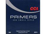 CCI SMALL RIFLE PRIMERS