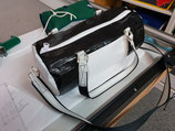Handtasche aus Segeltuch