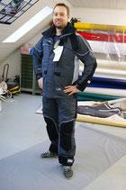 Pro Rainer Carbon Segelanzug