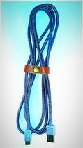 USB-C Ladekabel für Samsung / Huawei uvm. 2m