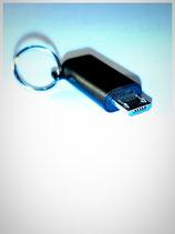 USB-C auf Micro-USB Adapter