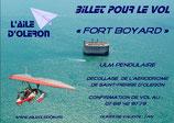 Fort Boyard ULM PENDULAIRE